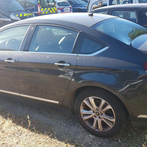 [RP] 'For professionals only' . CITROEN C5 II Petrol, imm. BN 139 NG, type M10CT…