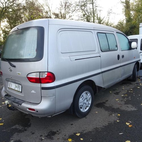 RP][ACI] 'For professionals only' . HYUNDAI Satellite Diesel 5 seater, imm. 11BJ…