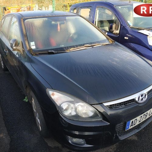 RP][ACI] 'For professionals only' HYUNDAI I30 Diesel, imm. AD 279 LB, type M10HM…