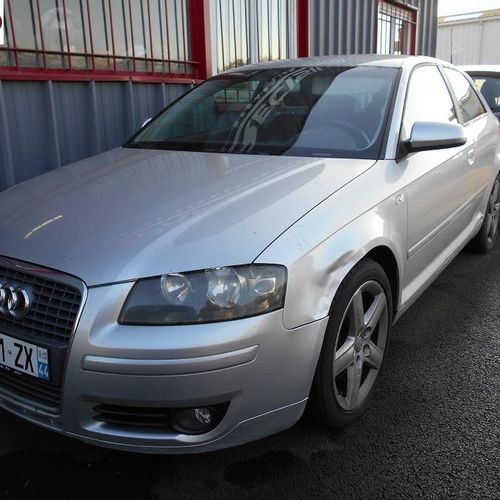 [RP] [ACI] Reserved for professionals AUDI A3 Series 2 2.0 TDi 16V 140hp Diesel,…