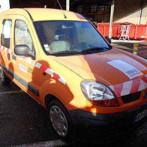 PR] Reserved for professionals: RENAULT Kangoo Diesel, imm. AP 487 EV, type FC07…