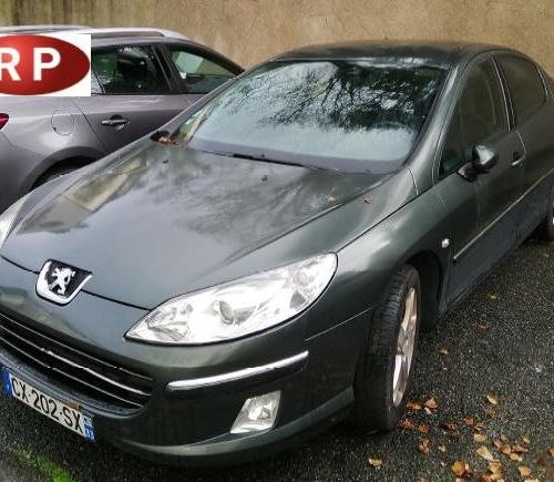 RP] 'For professionals only' PEUGEOT 407 2.0 HDi 136 HP Diesel, imm. CX 202 SX, …