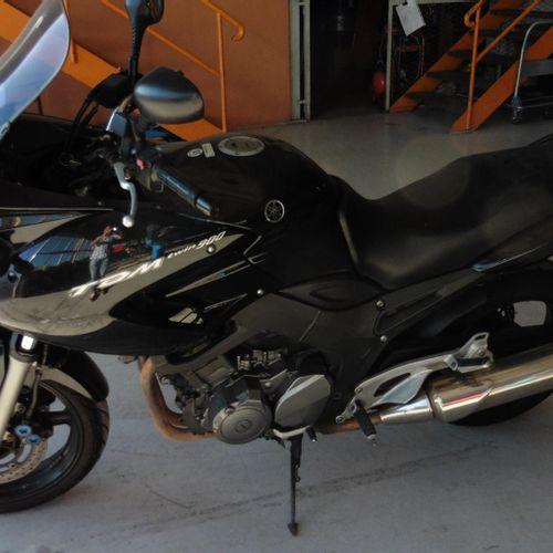 Motorcycle YAMAHA 900 TDM Gasoline, imm. DA 216 DX, type RN111, serial number JY…