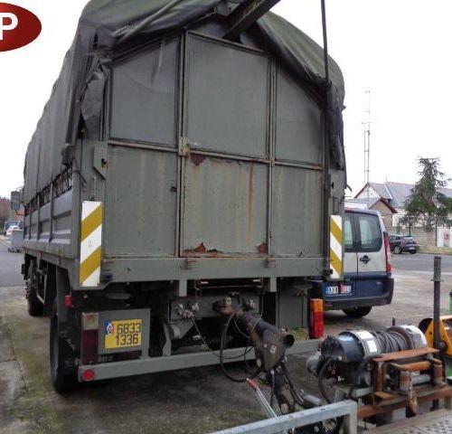 RP] [ACI] Reserved for professionals RENAULT JP11 Diesel, imm. 68331336, serial …