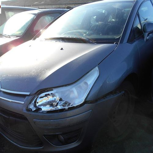 RP] [ACI] Reserved for professionals: CITROEN C4 1.6 HDi 90 HP Diesel, imm. AW 5…