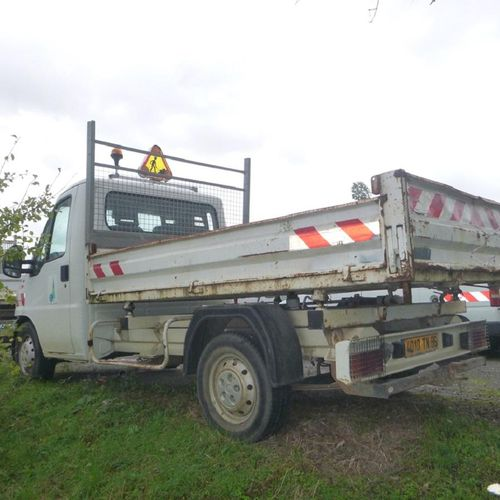 [RP] 'For professionals only' . FIAT Ducato fg, Diesel, imm. 4010 TN 86, type 23…