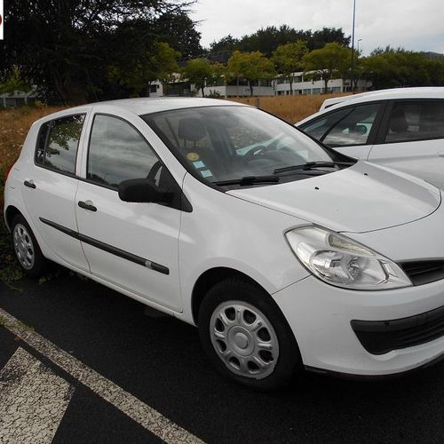 PR] Reserved for professionals RENAULT Clio III 1.5dci 86cv Diesel, imm. DB 432 …