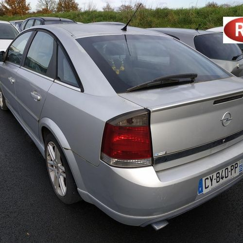 RP][ACI] 'For professionals only' OPEL VECTRA GTS 1.9 CDTI 120 HP Diesel, imm. C…
