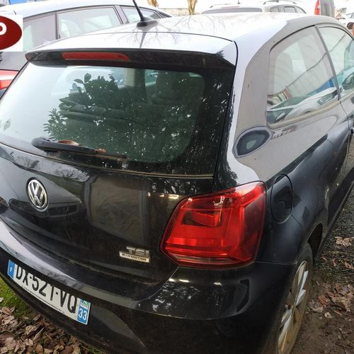 RP][ACI] 'For professionals only' VOLKSWAGEN POLO 1.2 TSI 16V Petrol, imm. DX 52…