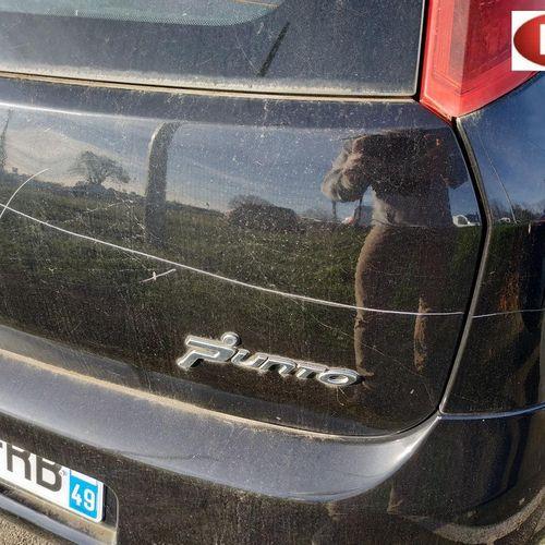 RP][ACI] 'Reserved for professionals' FIAT PUNTO 1.3 MJTD 90CV Diesel, imm. BE 8…