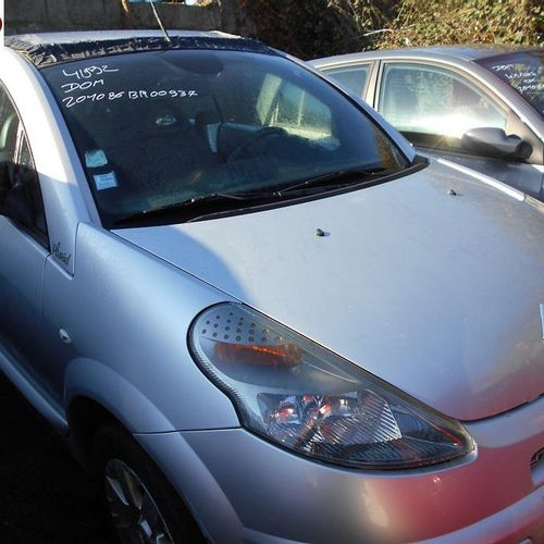 RP] [ACI] Reserved for professionals: CITROEN C3 CABRIOLET Diesel, imm. FC 895 L…