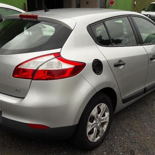 [RP] 'For professionals only' . RENAULT MEGANE AUTHENTIQUE 1.5 DCI 110 FAP Diese…
