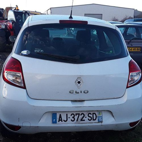 RP] [ACI] Reserved for professionals: RENAULT Clio, Gazole, imm. AJ 372 SD, type…