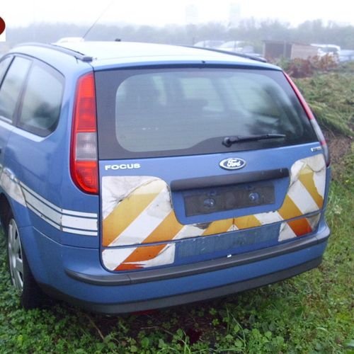 RP] [ACI] Reserved for professionals: FORD FOCUS Diesel, imm. 20720638, type MFD…