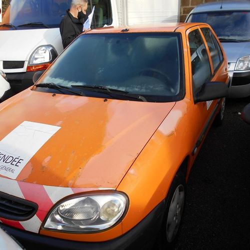 PR] Reserved for professionals: CITROEN Saxo, Essence, imm. AP 371 DC, type MCT1…