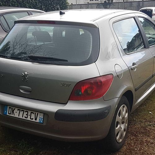 [RP] For professionals only . PEUGEOT 307 1.6 Petrol, imm. DK 773 CV, type MRE13…