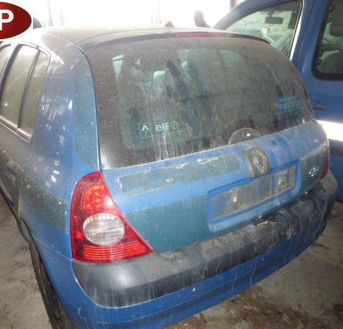 RP] [ACI] Reserved for professionals: RENAULT CLIO, Diesel, imm. 20311751, type …