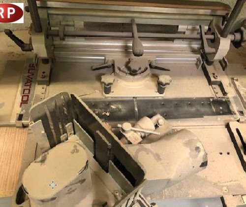 [NC] [RP] Reserved for professionals: SUVATOOL 600 motion table, year of commiss…