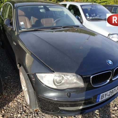 RP] [ACI] Reserved for professionals: BMW SERIES 1 Diesel, imm. BY 297 PW, type …