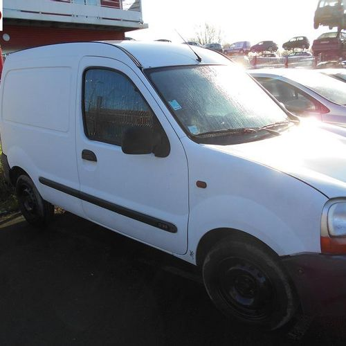 RP] Reserved for professionals: RENAULT Kangoo Express I Van 1.9 D 55hp Diesel, …