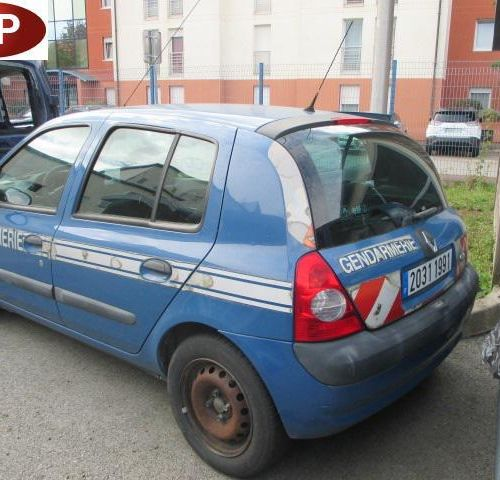 RP] [ACI] Reserved for professionals: RENAULT Clio II Diesel, imm. 2031 1991, ty…