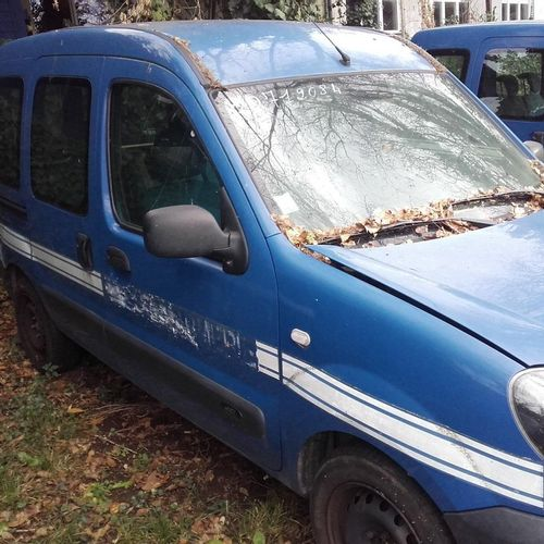 RP] [ACI] Reserved for professionals: RENAULT Kangoo, Diesel, imm. 20712084, typ…
