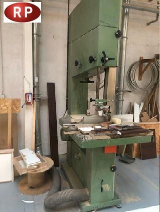 NC] [RP] Reserved for professionals: Band saw AGAZZANI year 1988. Mobile and ser…