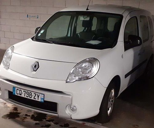 RP] Reserved for professionals: RENAULT Kangoo II 1.5 dCi eco2 90 hp Diesel, imm…