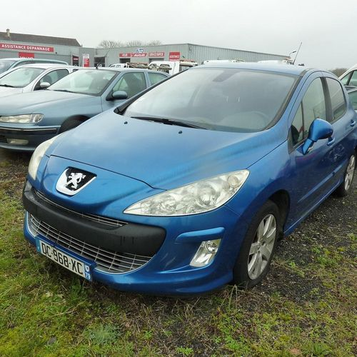 RP] [ACI] Reserved for professionals: PEUGEOT 308, Gazole, imm. DC 968 XC, type …