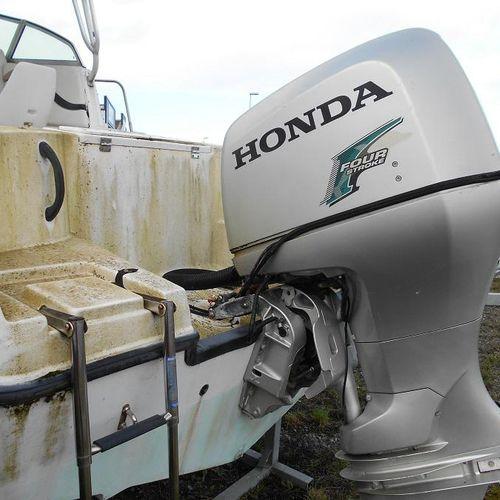 Motor Vessel SEASWIRL BOATS 2101 STRIPER WA, Petrol, imm. SN C24339 F, serial no…