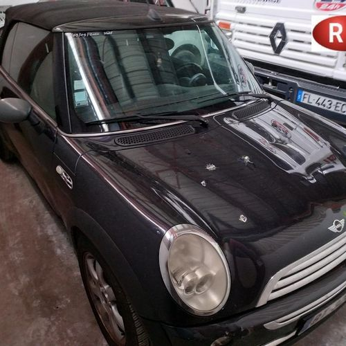 RP][ACI] For professionals only: MINI COOPER Convertible 1.6 i 115 HP Petrol, im…