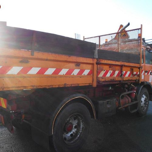 RP] Reserved for professionals: RENAULT M150 13C Diesel, imm. AR 109 RA, type 40…