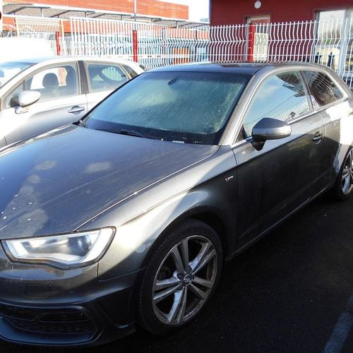 [RP] [ACI] Reserved for professionals: AUDI A3 Series 3 2.0 TDi 16V FAP S&S S Tr…