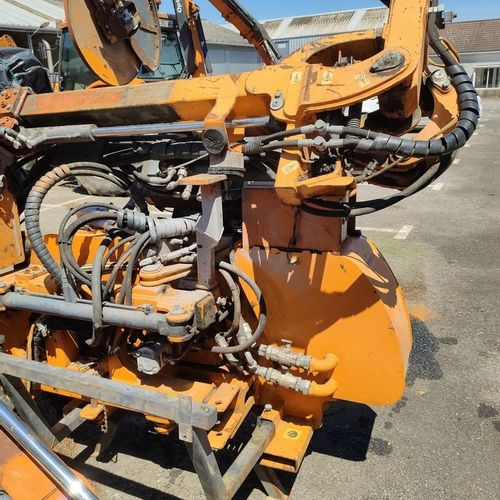 RP] Reserved for professionals: Under guide mower brand FERRY, type: SKI 7080XA1…