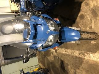 Motorcycle YAMAHA 1300 FJR Gasoline, imm. BJ 078 EX, type L3EYAMM2000T068, seria…