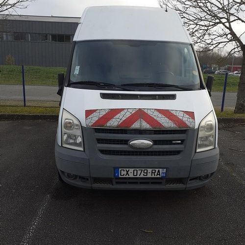 PR] Reserved for professionals: FORD Transit, Diesel, imm. CX 079 RA, type FAF6Q…