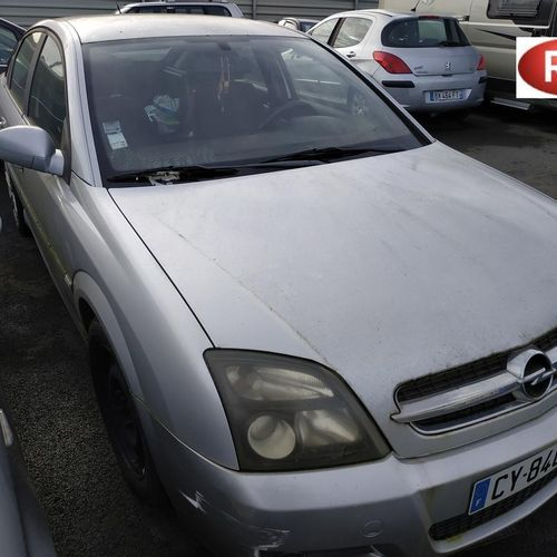 RP] [ACI] Reserved for professionals: OPEL VECTRA GTS 1.9 CDTI 120 HP Diesel, im…