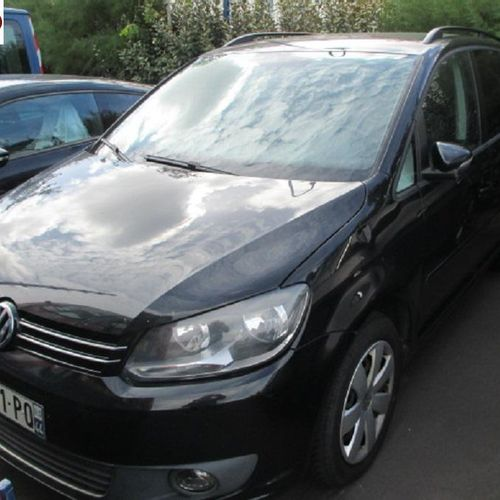 RP] Reserved for professionals: VOLKSWAGEN Touran II 1.6 TDI 16V FAP DSG 105 hp …