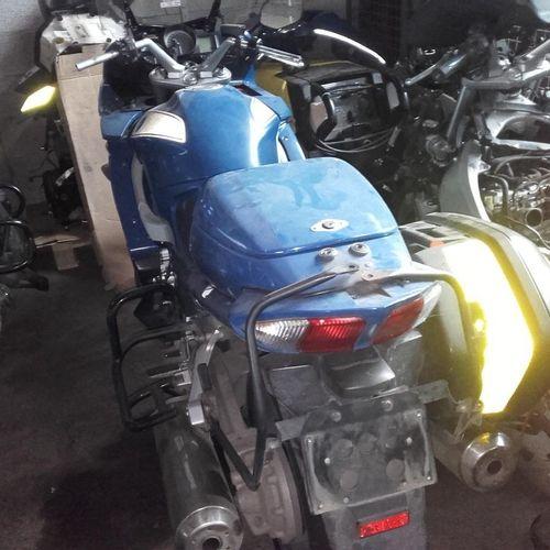 YAMAHA 1300 FJR, Gasoline, imm. BJ 972 EW, type L3EYAMM2000T068, serial no. JYAR…