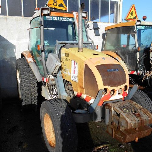 RP] Reserved for professionals: RENAULT TRACTOR ERGOS 446 Diesel, imm. AQ 566 PJ…