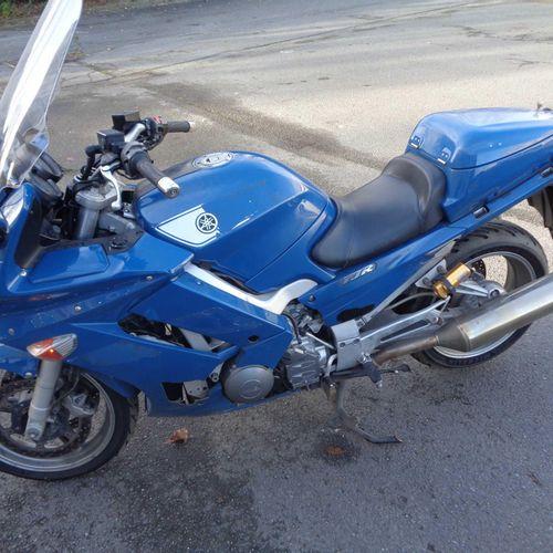 Motorcycle YAMAHA 1300 FJR Gasoline, imm. BJ 014 NB, type L3EYAMM2000T068, seria…