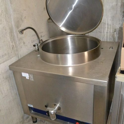 CHARVET gas bain marie kettle, bought in 2005 at SDJ Froid, practically new cond…