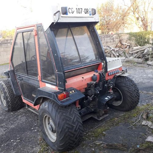 Only for professionals [NC] REFORM METRAC H7S Diesel, imm. CG 107 QR, Serial No.…