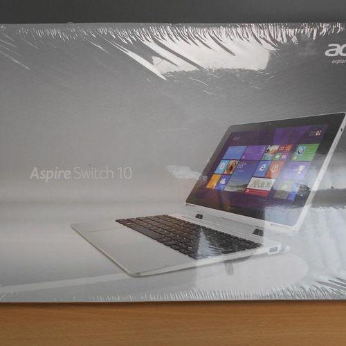 1 tablette ACer Aspire Switch10 dans son emballage Lieu de dépôt : MAGASIN DOMAN…