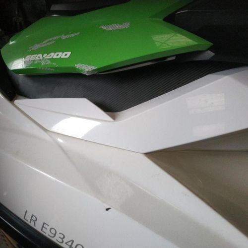 Jet ski SEA DOO GTI 13 CE de marque ROTAX SEEDO immatriculé BXE E93406, n° de sé…