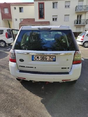 [CT] LAND ROVER Freelander 2 2.2 SD4 4X4 16V 190 cv Boîte auto Gazole, imm. CM 9…