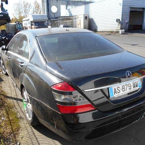 [RP][ACI] Réservé aux professionnels : MERCEDES Classe S (221) Berline S320 3.0 …
