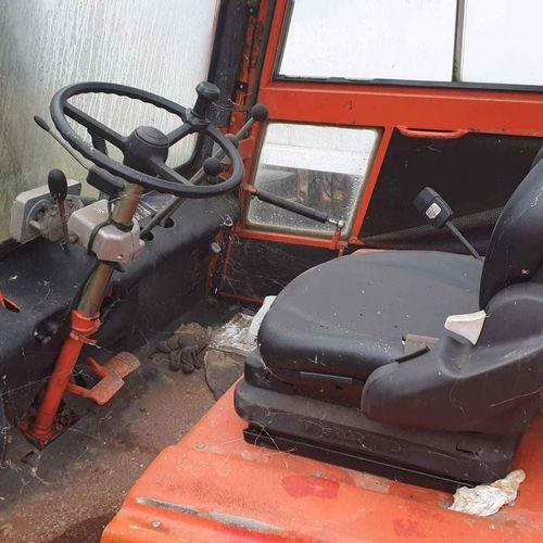 [RP] Réservé aux professionnels: Chariot élévateur FENWICK HD40 F de 1986. Aucun…
