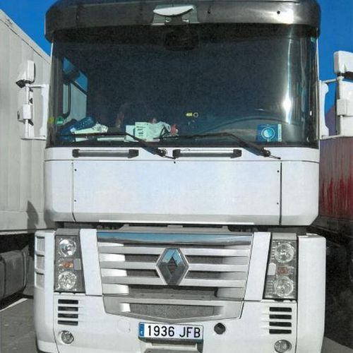 [RP][ACI]  Réservé aux professionnels Camion RENAULT TRUCKS MAGNUM 500 18T, Gaz…