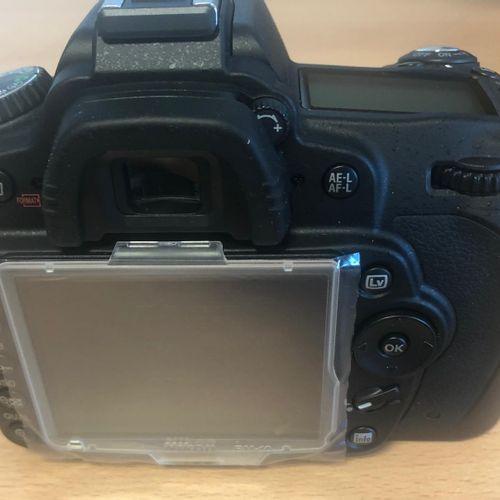 Camera NIKON D90, with AF S Nikkor 18 105 zoom, installation CD, manual, in box,…